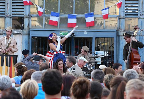 Libération de Niort