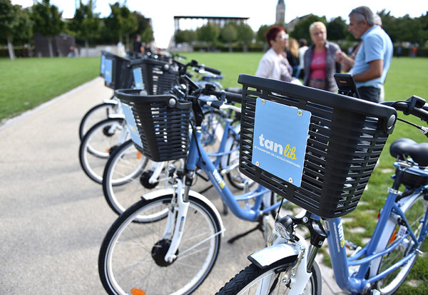 Vélos électriques tanlib