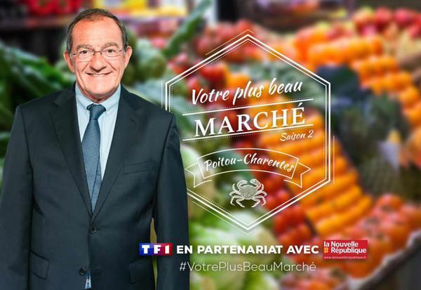 Votez pour le marché de Niort