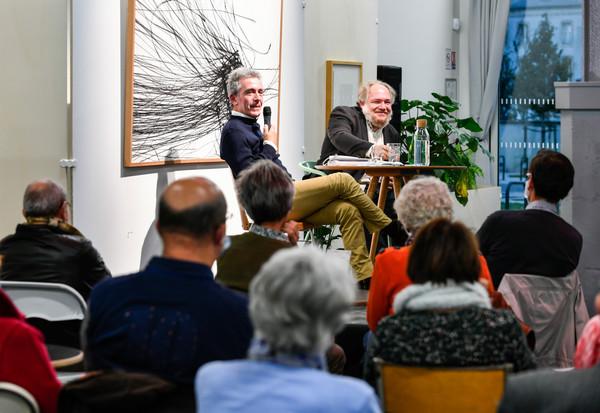 Conference et dedicace de Matias Enard a l?ilot sauvage