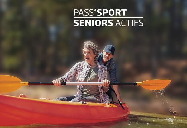 Pass Sport Séniors Actifs