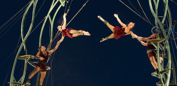 Cirque d'été