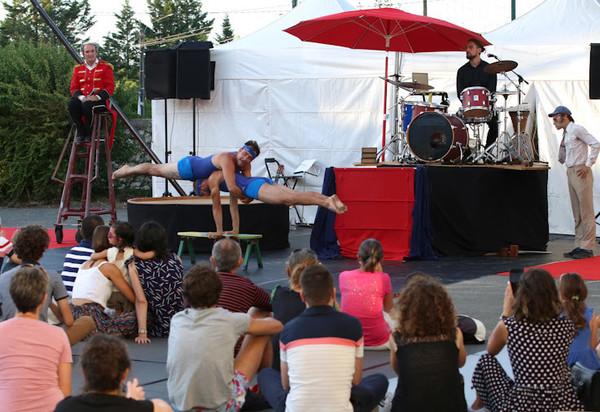 Cirque en scène