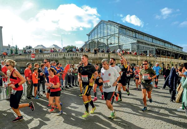 Semi marathon de la Coulée Verte
