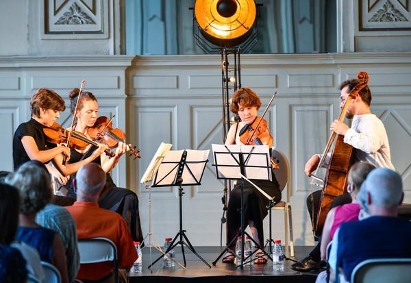 Concert classique ensemble Il Convito Direction artistique Maud Gratton