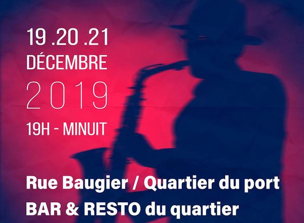 Jazz port event