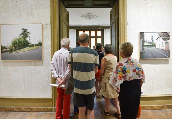 Anne Leroy à la Villa Pérochon