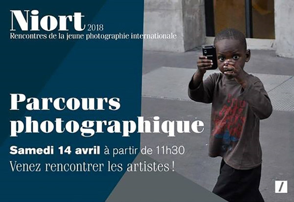 Rencontres photos 2018, parcours inaugural