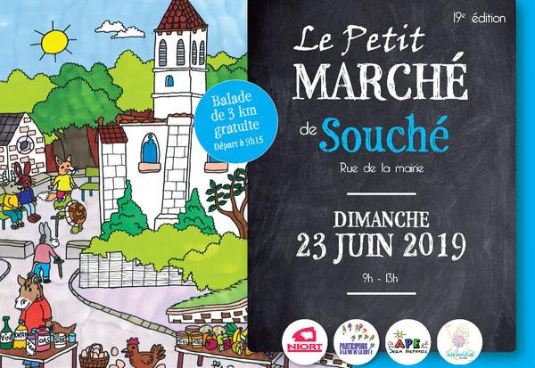 Marché de Souché