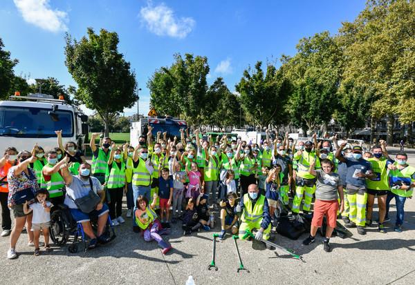 World clean up day nettoyage participatif des espaces urbains niortais