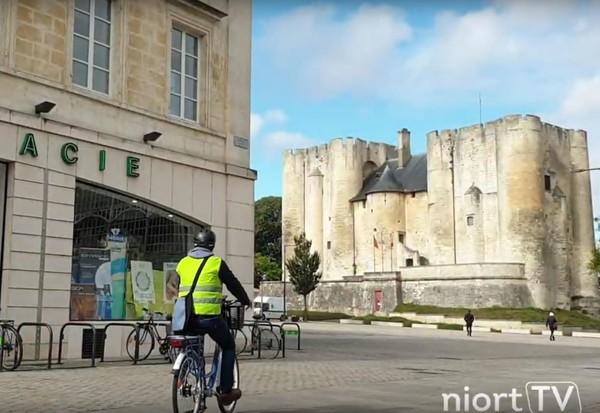 Vélo à Niort