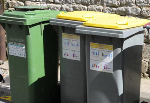 grève : collecte des déchets